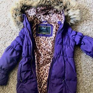 Authentic Kids Versace Winter Coat